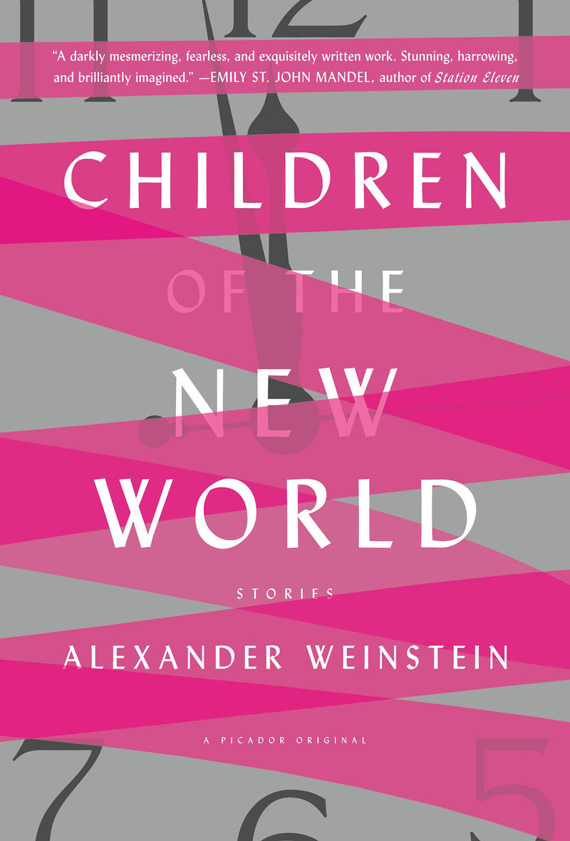 Book Cover - Children of the New World