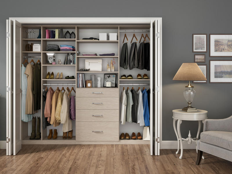 ... Spas, Retail Stores, Etc. Anyone Who Needs Custom Storage Is Encouraged  To Explore The Possibilities With California Closets.