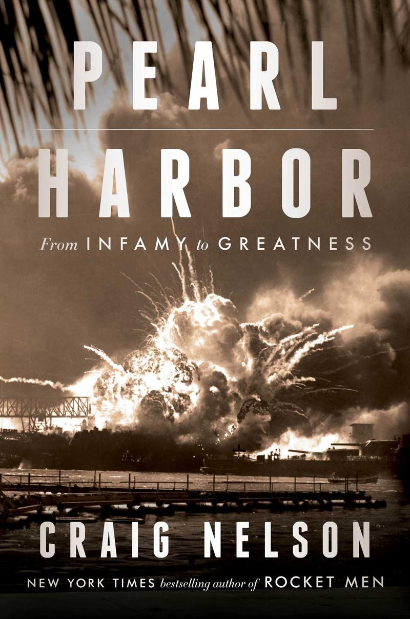 Book Cover - Pearl Harbor