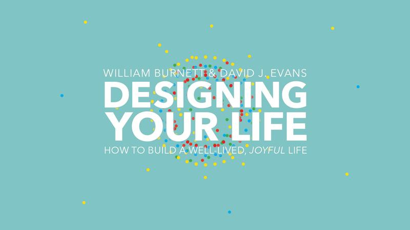 Designing Your Life artwork