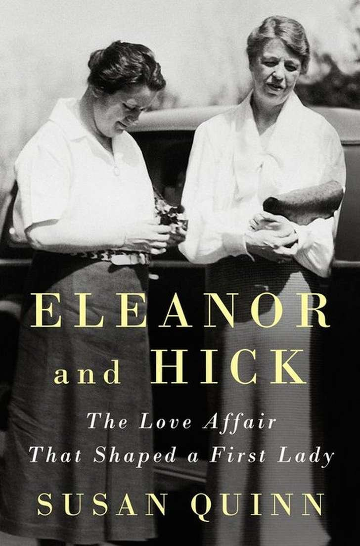 Book Cover - Eleanor and Hick