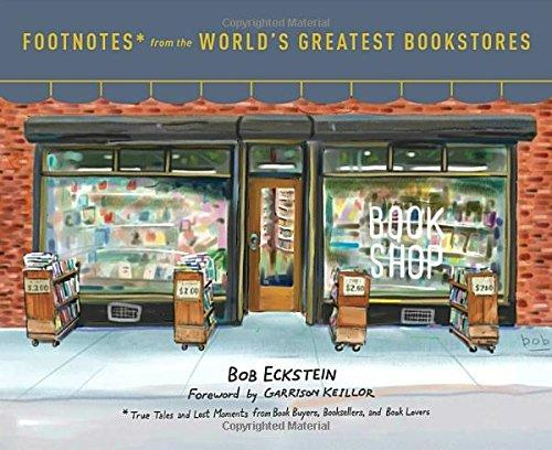 Book Cover - Footnotes from the World's Greatest Bookstores