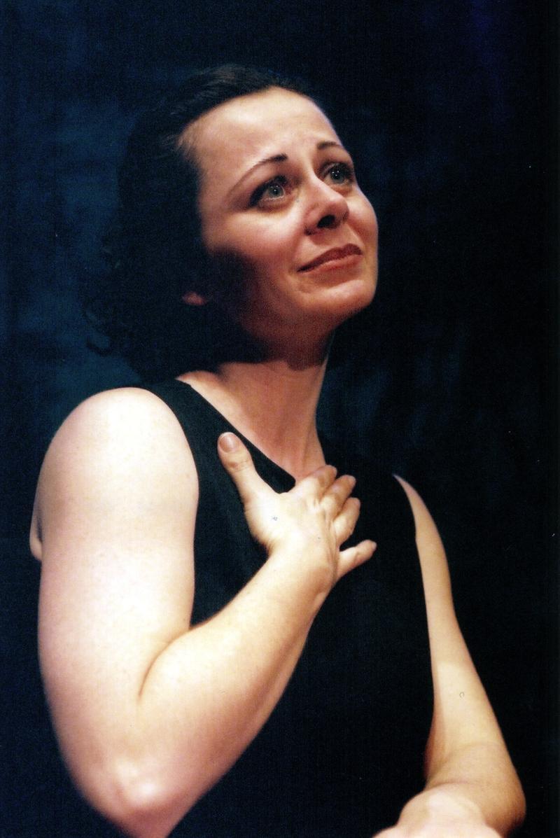 Geraldine Hughes in Belfast Blues