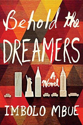 Book Cover - Behold the Dreamers