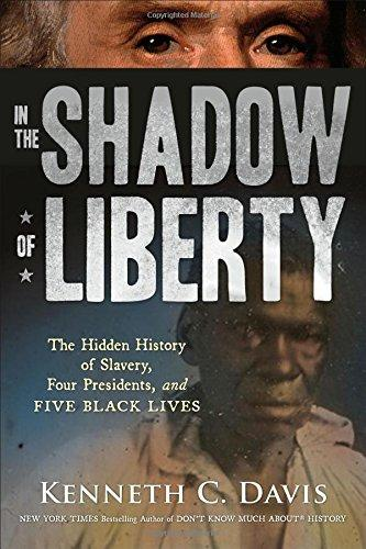 Book Cover - In The Shadow Of Liberty