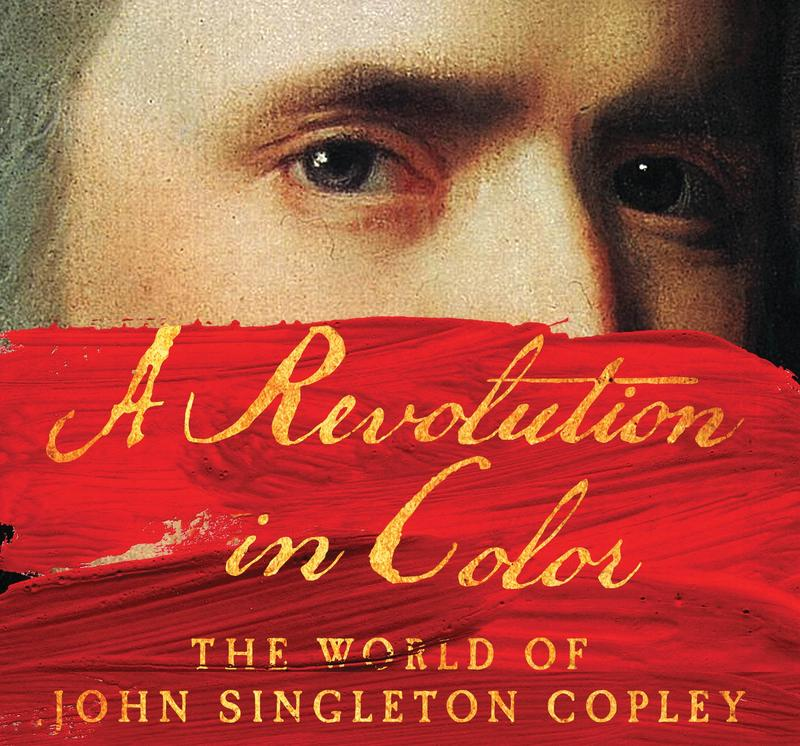 Book Cover - A Revolution in Color