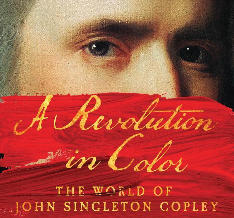 Book Cover - A Revolution in Color