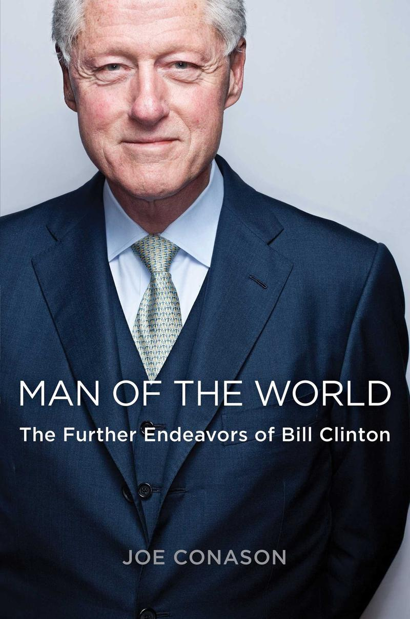 Book Cover - Man of the World