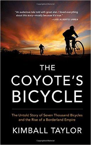 Book Cover - The Coyote's Bicycle