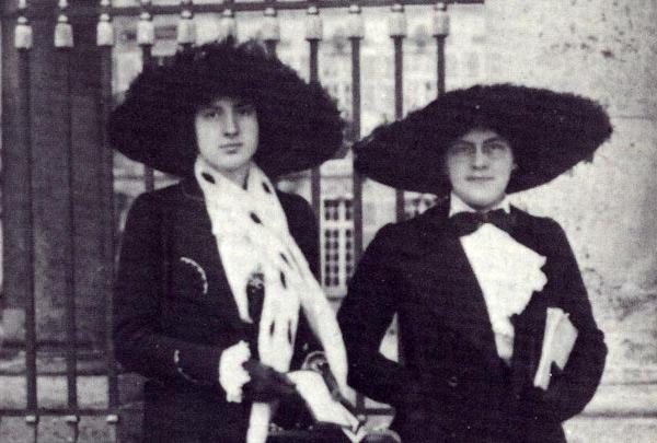 Lili and Nadia Boulanger