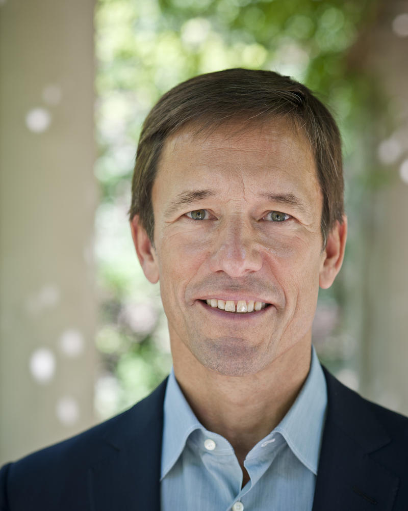 Mark Tercek, The Nature Conservancy's President and CEO