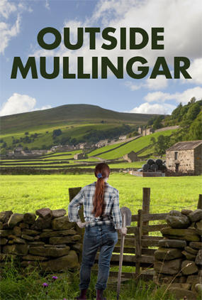 Promotional poster for Outside Mullingar at Cap Rep