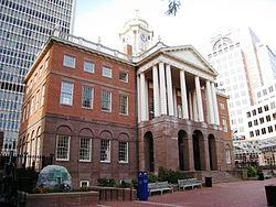 Connecticut's Old State House in Hartford