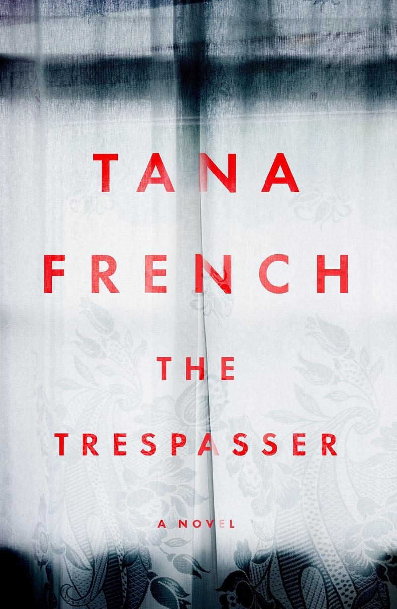 Book Cover - The Tresspasser