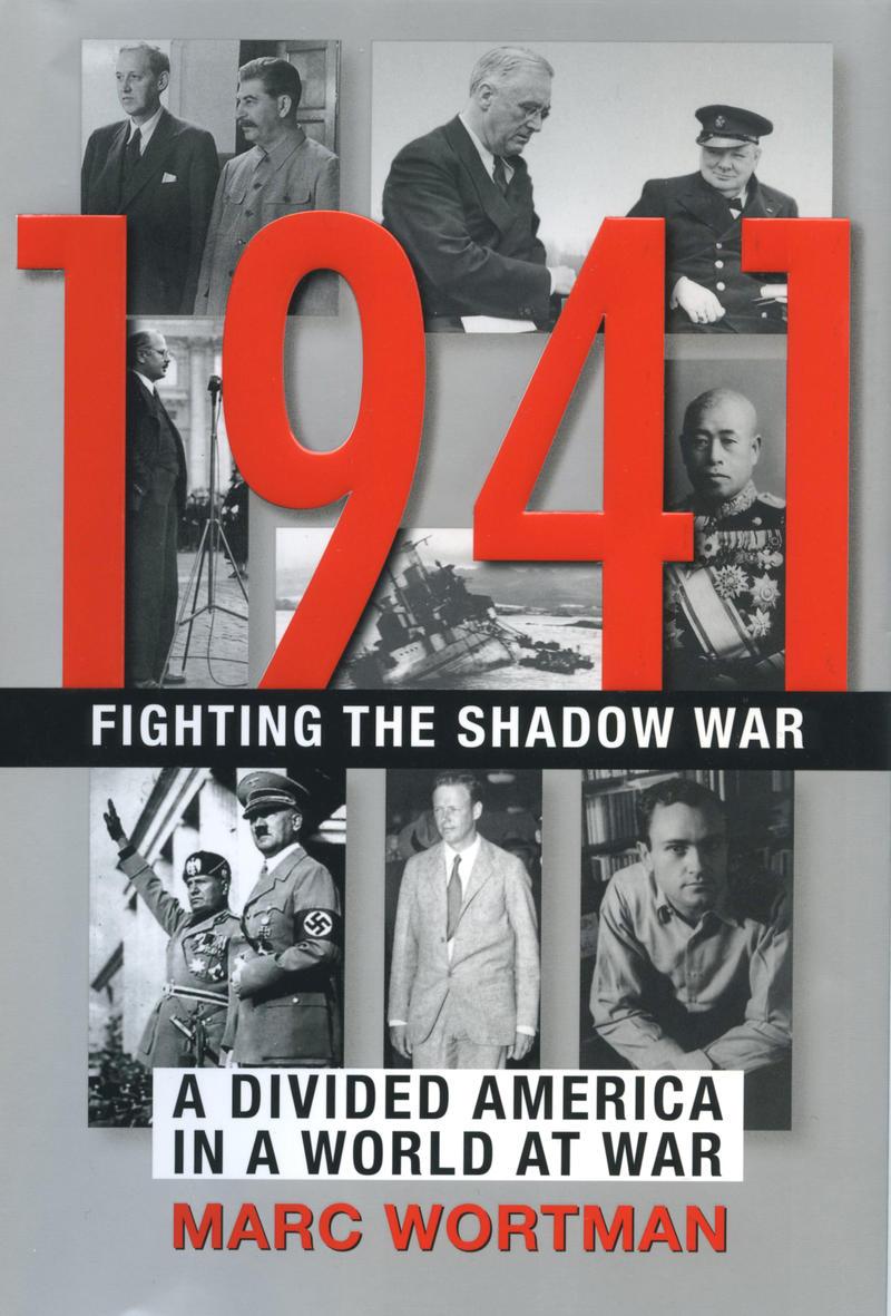 Book Cover - 1941