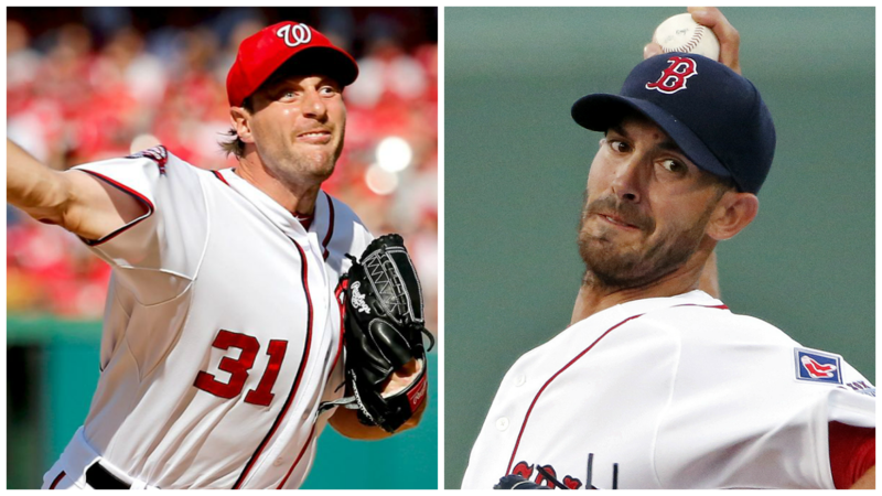 Collab pic Max Scherzer and Rick Porcello