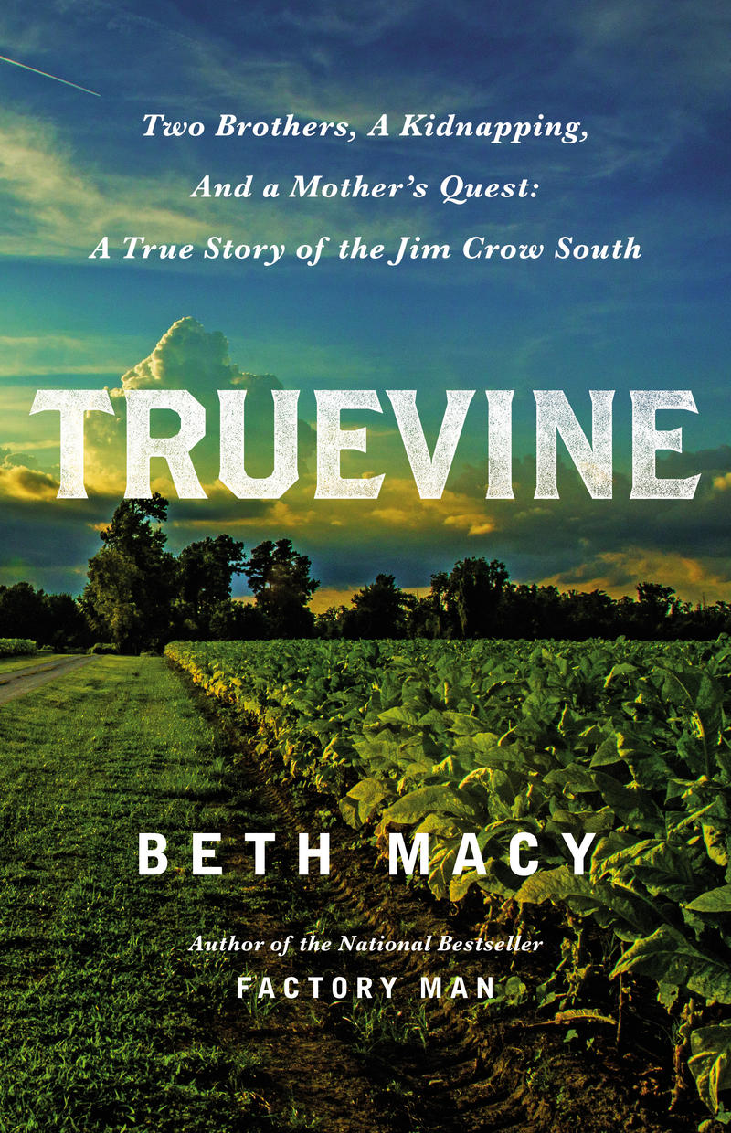 Book Cover - Truevine