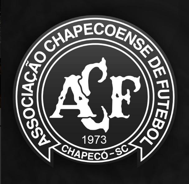 Chapecoense Real soccer team logo