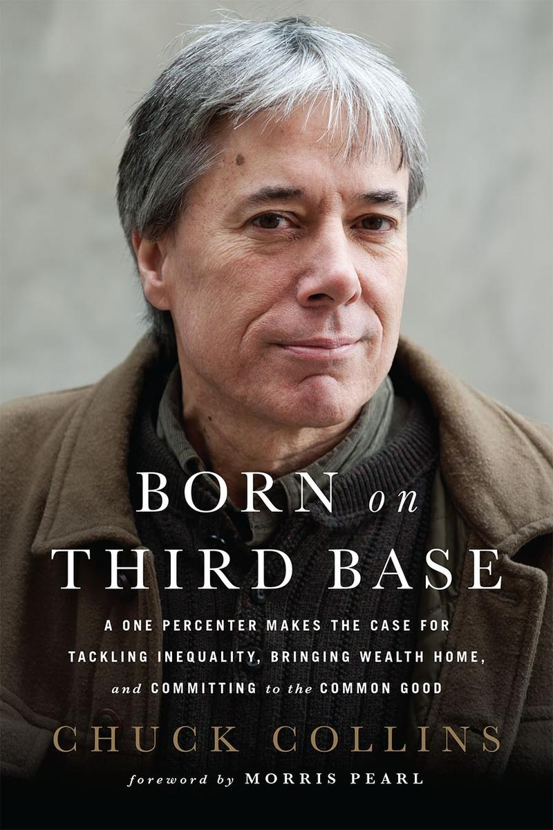 Book Cover - Born on Third Base