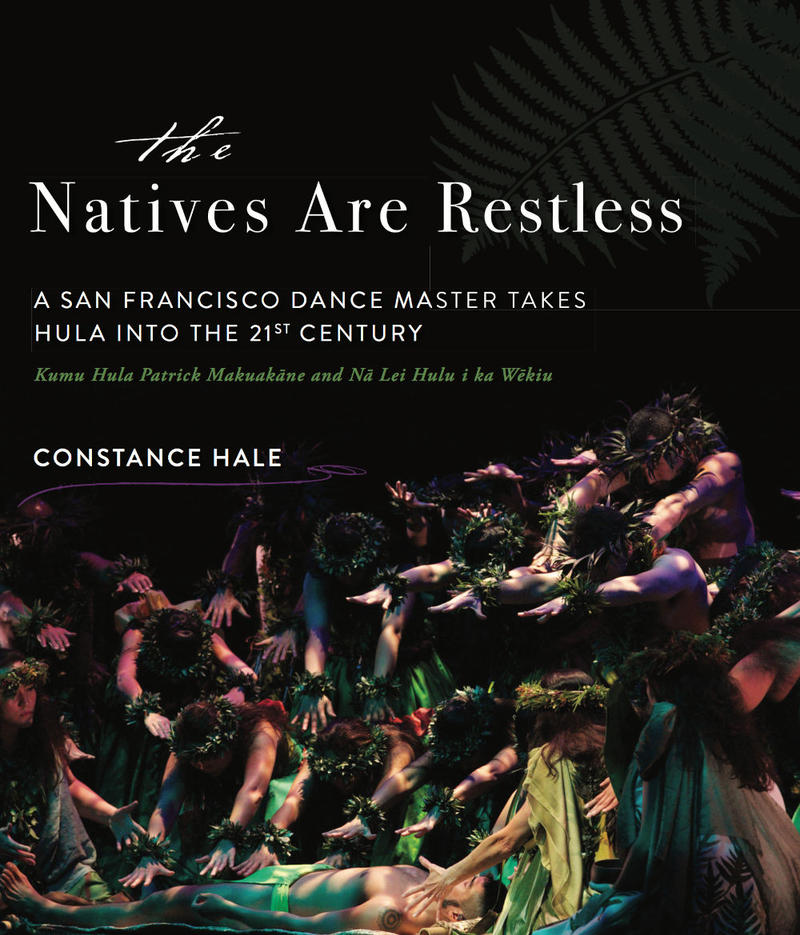 Book Cover - The Natives are Restless
