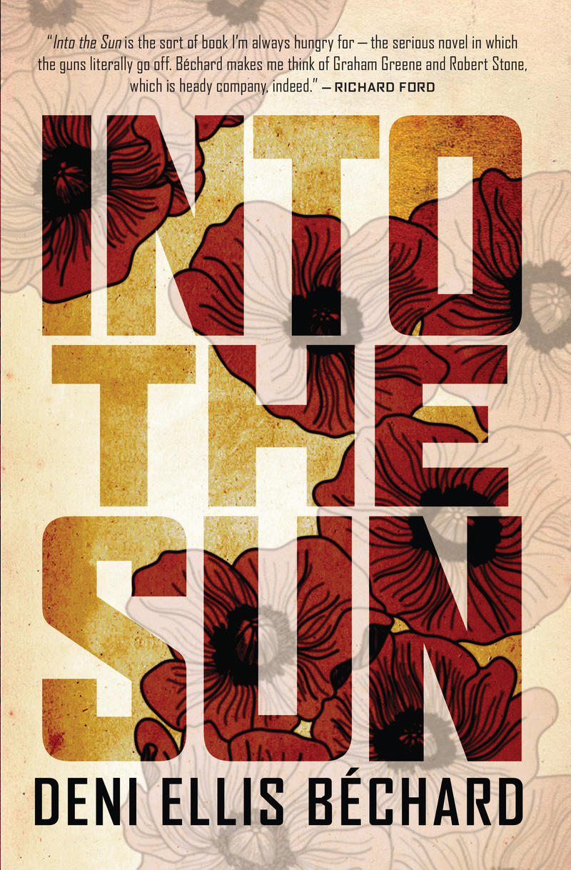 Book Cover - Into the Sun