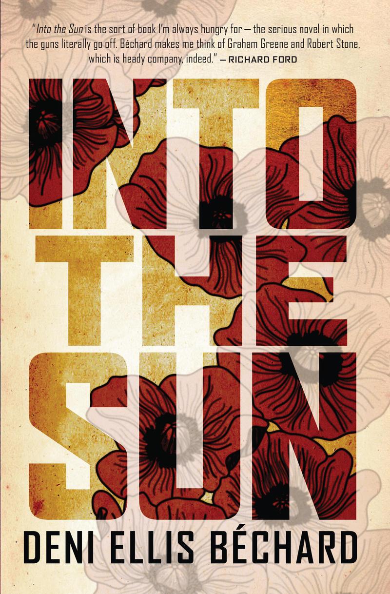 Book Cover - Into the Sun