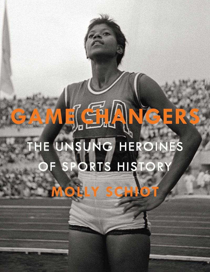 Book Cover - Game Changers