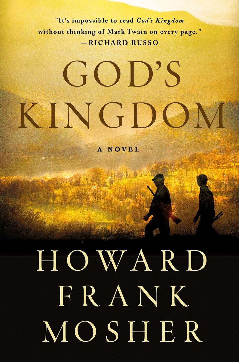 Book Cover - God's Kingdom