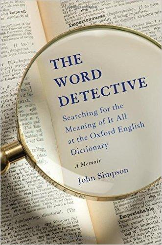 Book Cover - The Word Detective