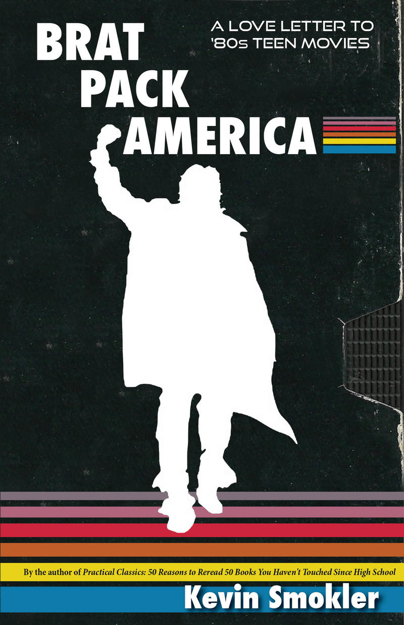Book Cover - Brat Pack America