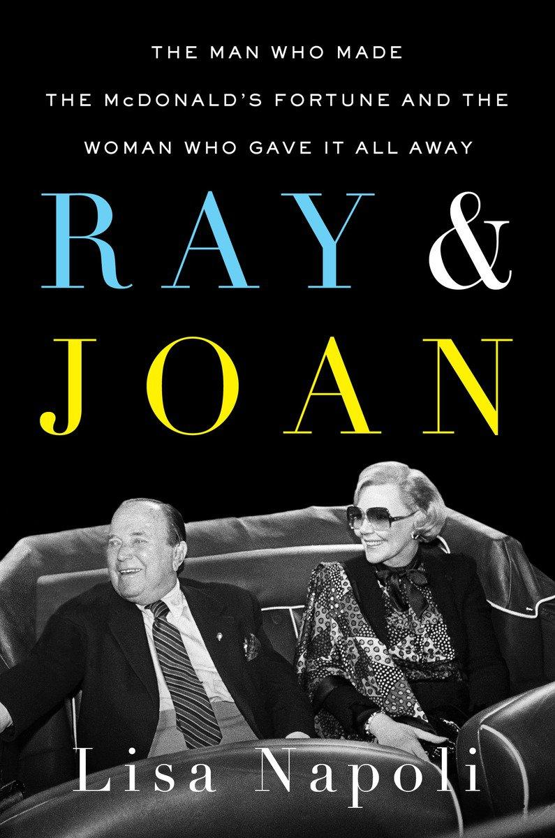 Book Cover - Ray and Joan