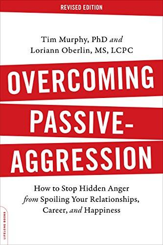 Book Cover - Overcoming Passive-Aggression