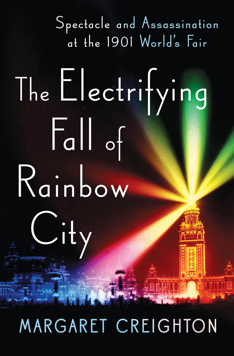 Book Cover - The Electrifying Fall of Rainbow City
