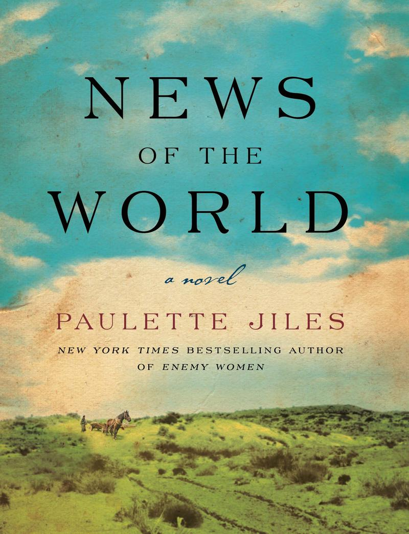 Book Cover - News of the World