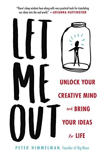 Book Cover - Let Me Out
