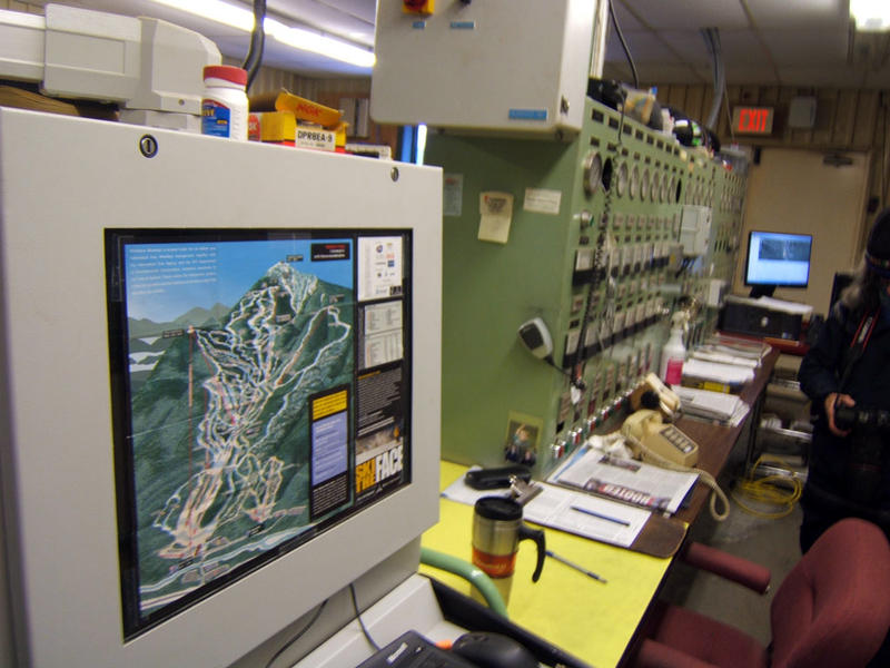 Whiteface pumphouse operations center