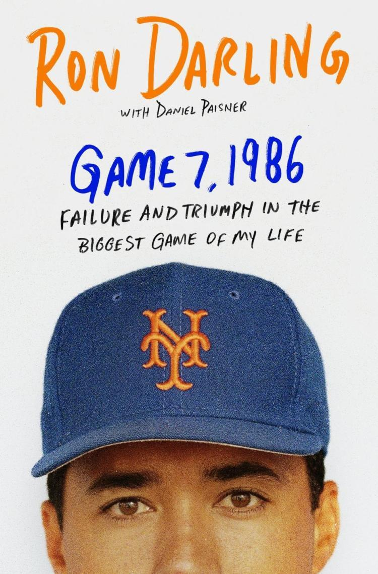 Book Cover - Game 7, 1986