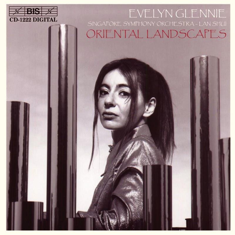 Album Cover - Oriental Landscapes