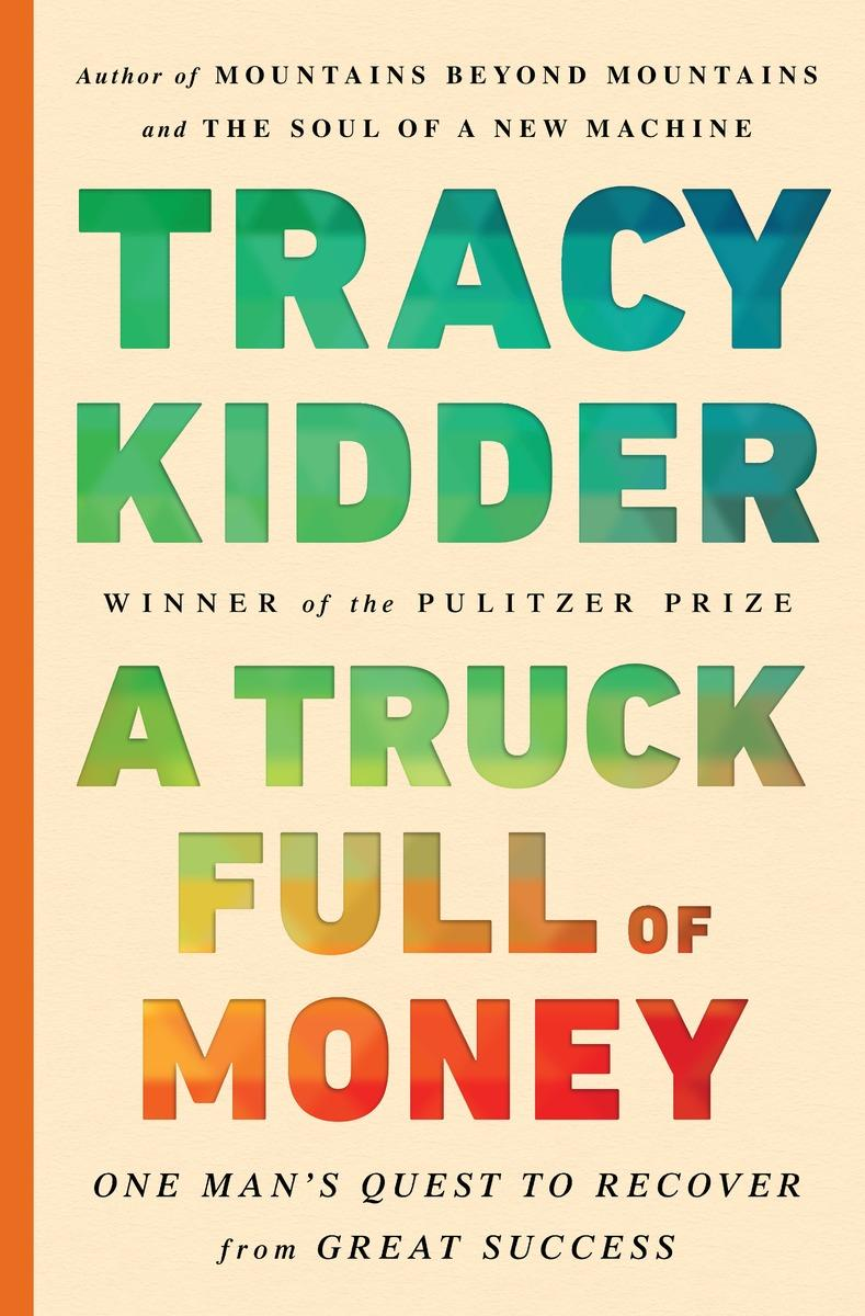 Book Cover - A Truck Full of Money