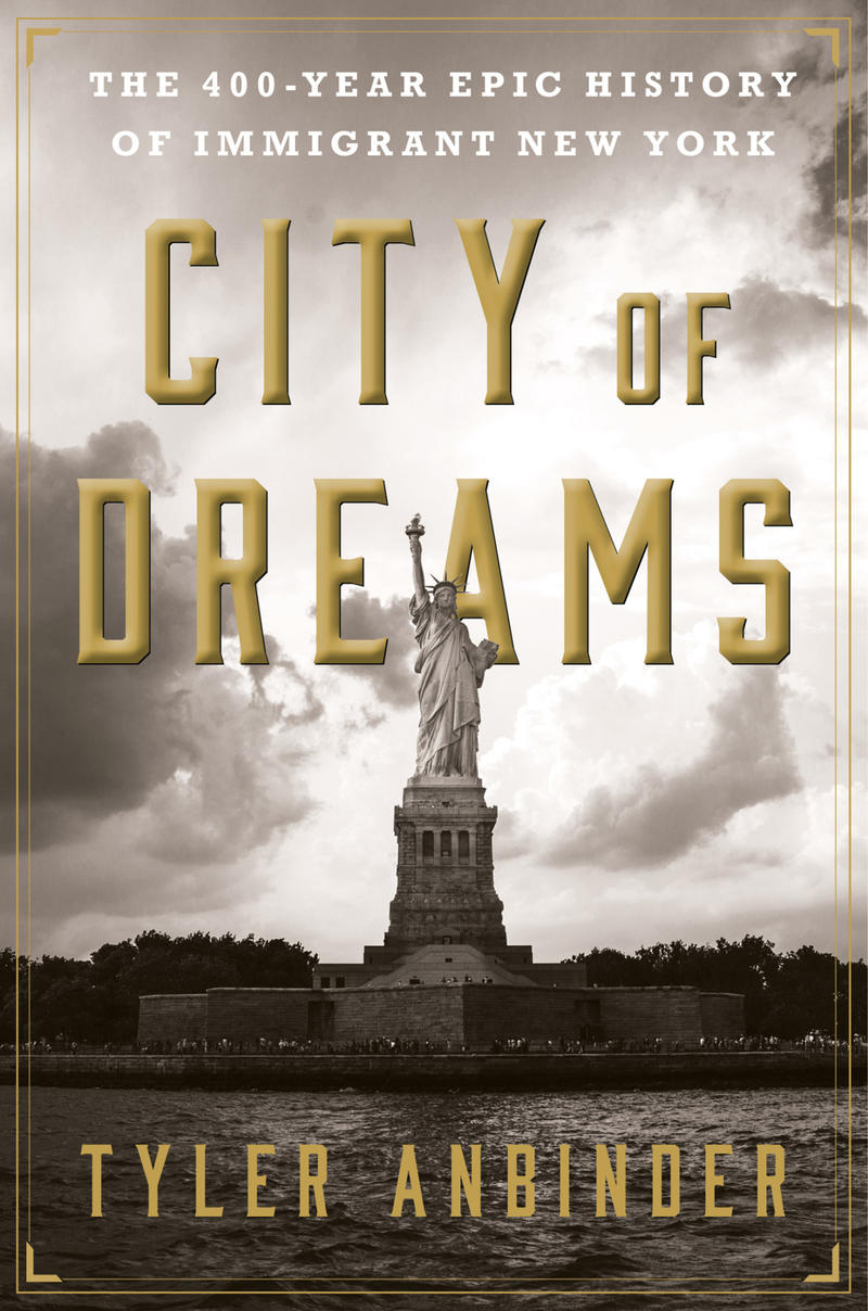 Book Cover - City of Dreams