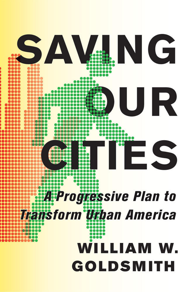 Book Cover - Saving Our Cities