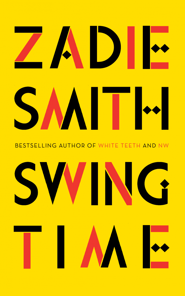 Book Cover - Swing Time