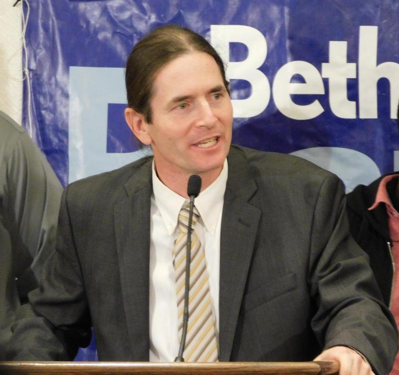 Vermont Lieutenant Governor-elect David Zuckerman