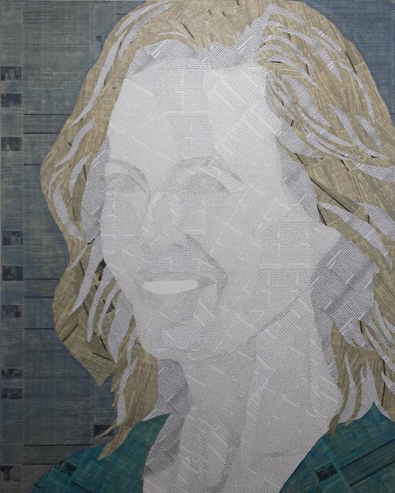 Chelsea Handler by Geoffrey Stein