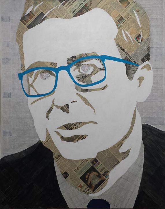 John Oliver by Geoffrey Stein
