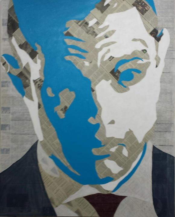 Trevor Noah by Geoffrey Stein