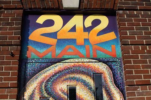 242 Main entrance