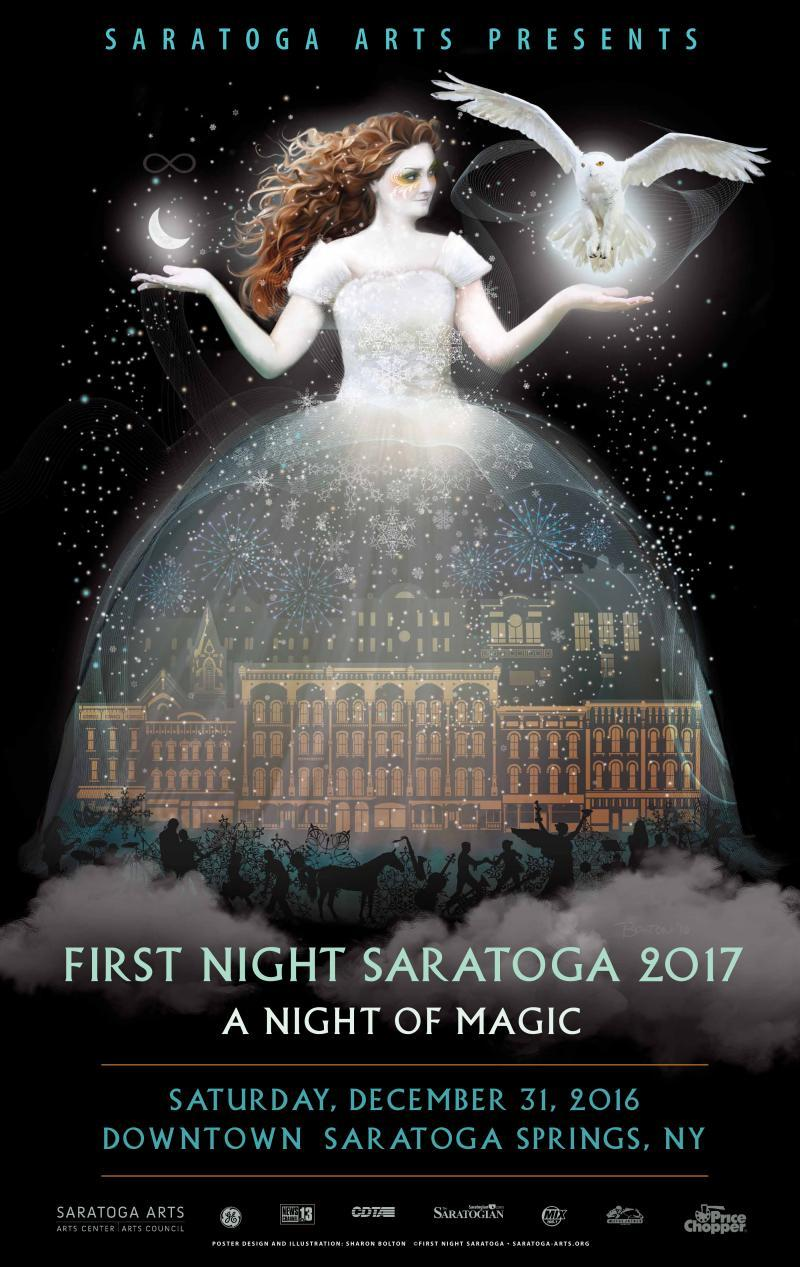 First Night 2017 Poster