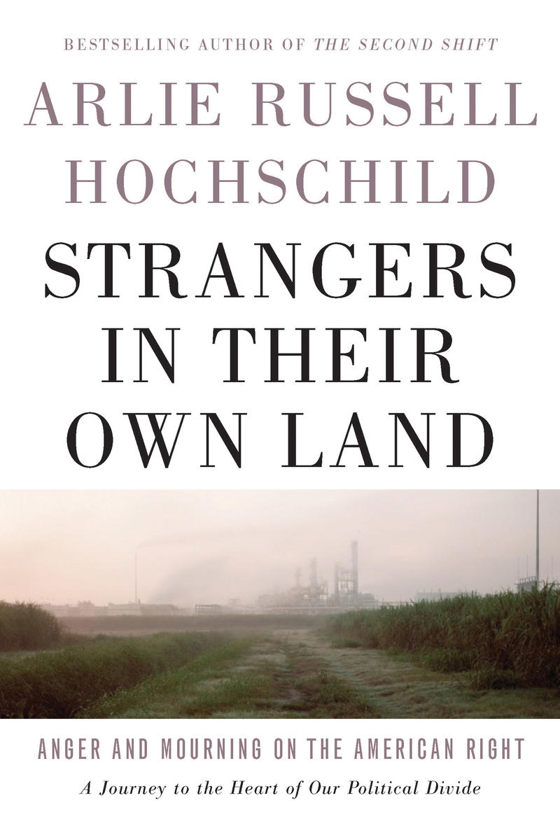 Book Cover - Strangers in their Own Land