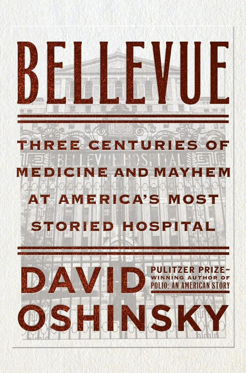 Book Cover - Bellevue